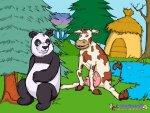 cow-panda